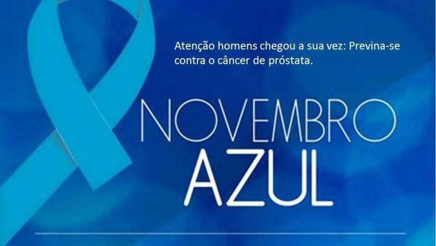 Programa Fecha a Conta e Passa a Régua Novembro Azul Parte 1