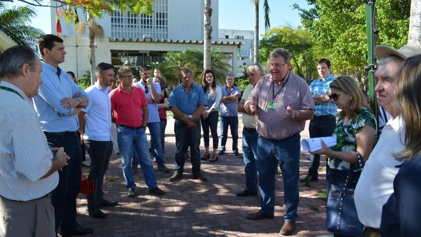 Equipamentos agrícolas vão auxiliar as famílias rurais de Morro da Fumaça