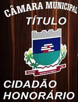 Legislativo entrega Título de Cidadão Honorário