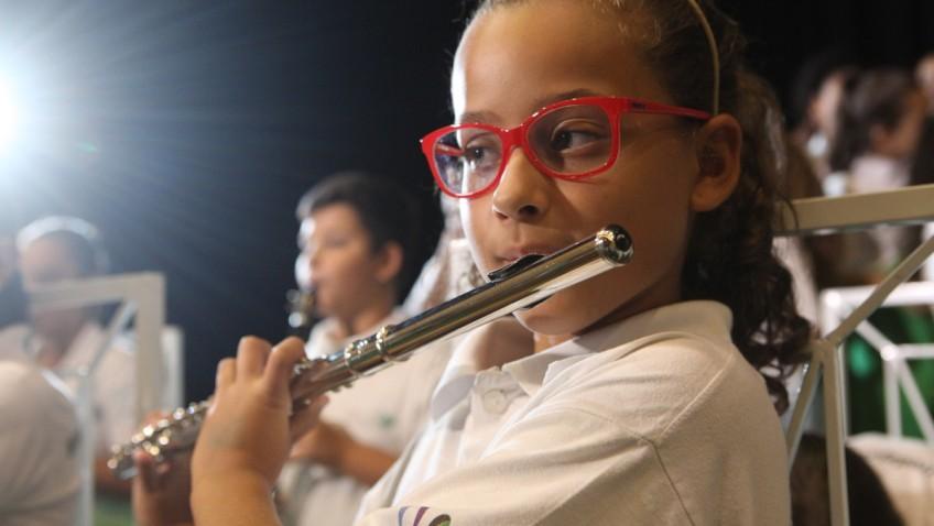 Vila Natalina vai contar com a apresentação da Orquestra de Metais