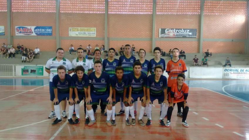 Morro da Fumaça vence o primeiro jogo da semifinal do Campeonato Catarinense de Futsal