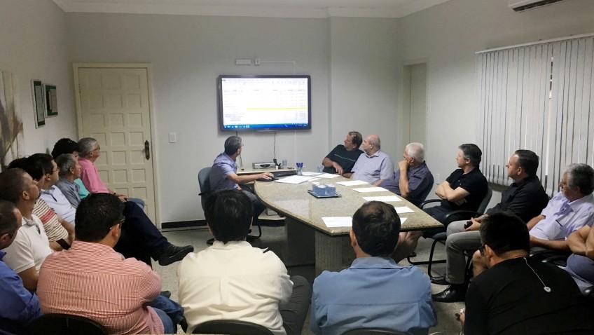 Cermoful inicia 2018 sem débitos com a Celesc