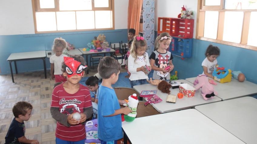 Balmeário Rincão conta com Escola de Férias