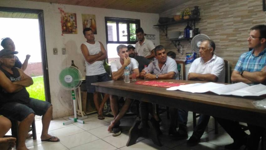 Quadra poliesportiva será construída na Vila Rica em Morro da Fumaça