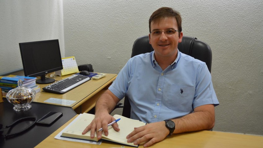 Vice-prefeito assume interinamente a Secretaria do Sistema Econômico em Morro da Fumaça