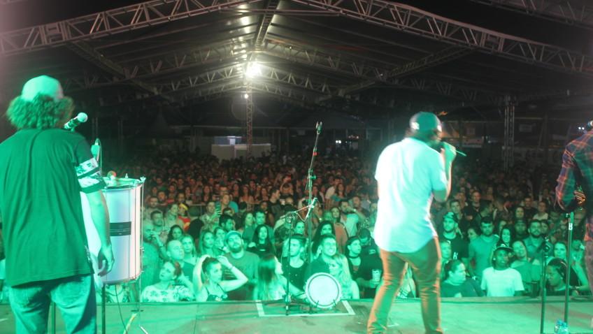 CarnaRincão 2018: Show do Atitude 67 agrada público