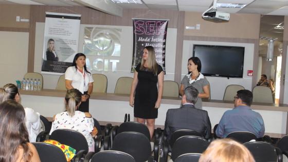 Encontro de personalidade empreendedora reúne mulheres da região sul