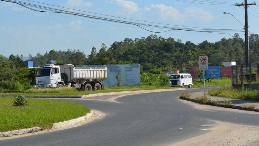 Tráfego de caminhões será proibido em algumas ruas de Morro da Fumaça