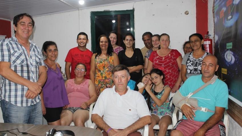 Comissão é criada pelos moradores da Rua dos Expedicionários com o Picadão Paladini