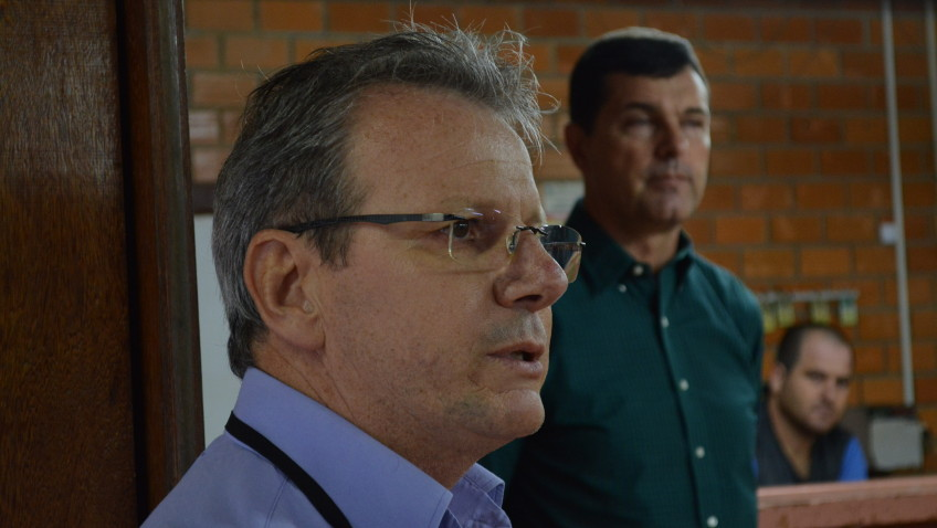 Marcioney Garcia assume a Secretaria do Sistema de Infraestrutura de Morro da Fumaça