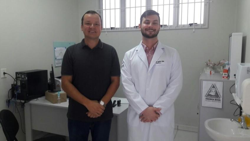 Médico passa a atender no ESF Alfredo Valsechi