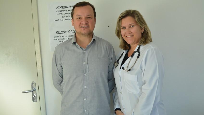 Município passa a contar com nova médica