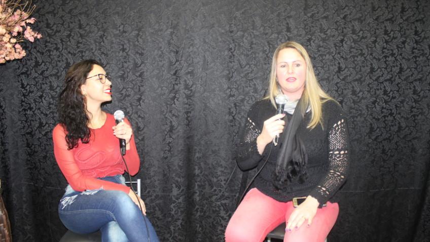 Giani Soethe Coach e Lenise Paraizo Psicologa Ao vivo agora na TVRsul! www.tvrsul.com.br