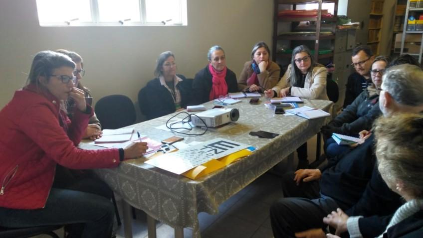 Projeto Visão é apresentado às diretoras da Rede Municipal