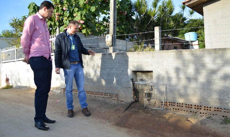 Morro da Fumaça Saneamento trabalha na redução de perdas de água