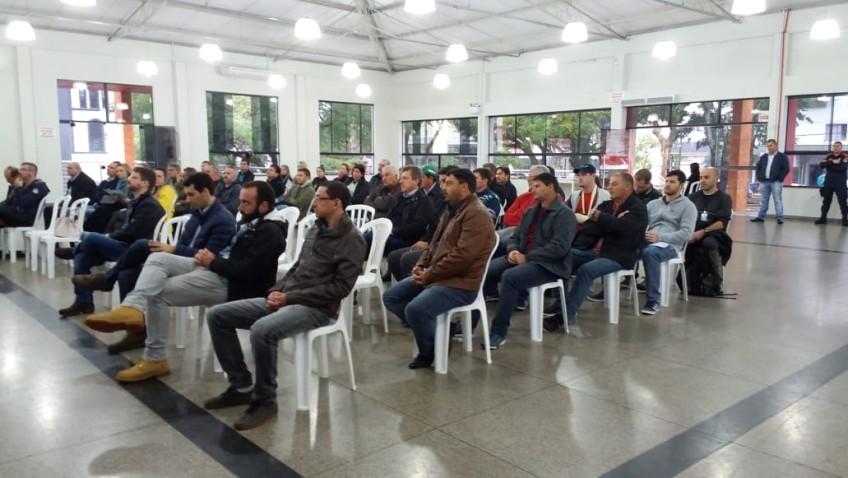 Morro da Fumaça | Elaboração de Plano de Recursos Hídricos conta com a participação de setores