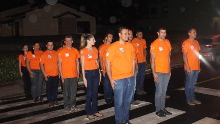 Corpo de bombeiros formam 17 bombeiros comunitários em Morro da Fumaça nesta sexta-feira 06 de julho