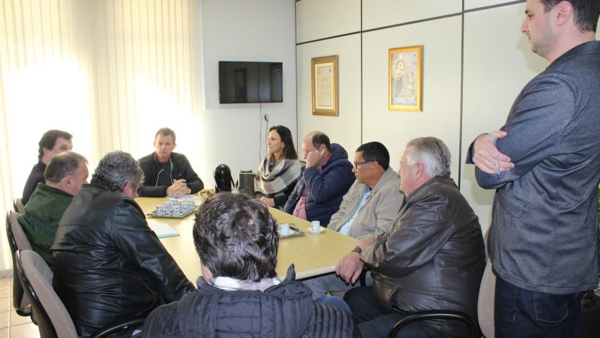 Zanatto garante rede de água tratada para as comunidades de Picadão e São Bento Alto em Nova Veneza