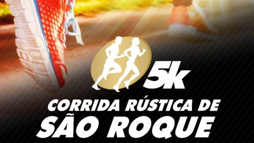 Corrida Rústica de São Roque acontece no dia 19 de agosto