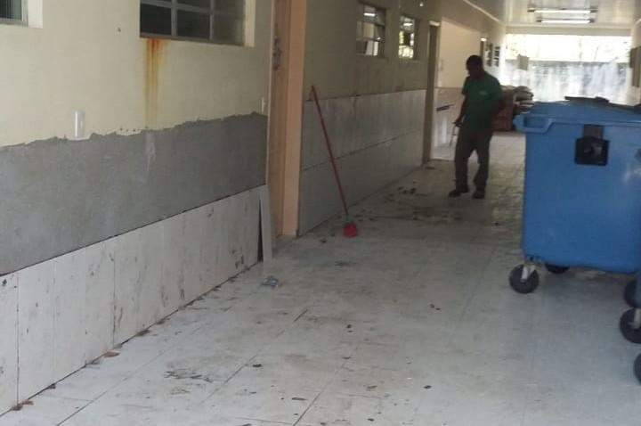Escolas de Morro da Fumaça recebem melhorias
