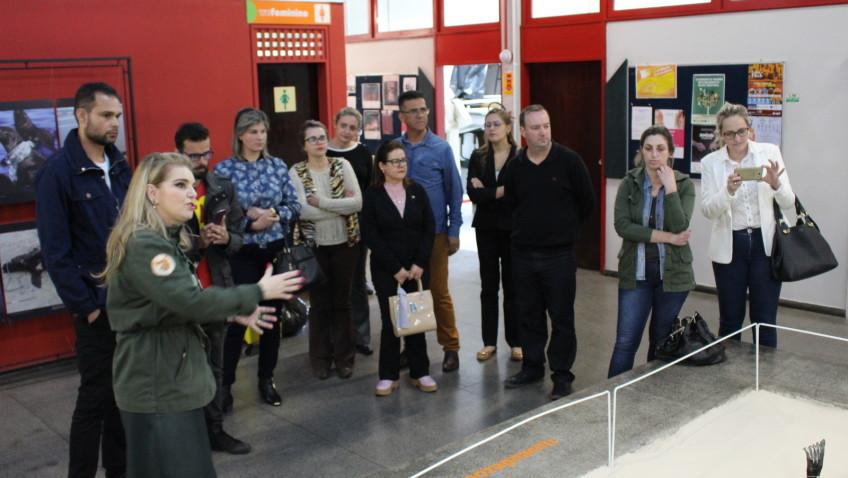Unesc sedia primeira capacitação Museológica de Santa Catarina