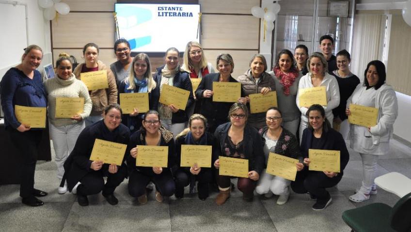 Importância da amamentação é apresentada no Hospital São Donato