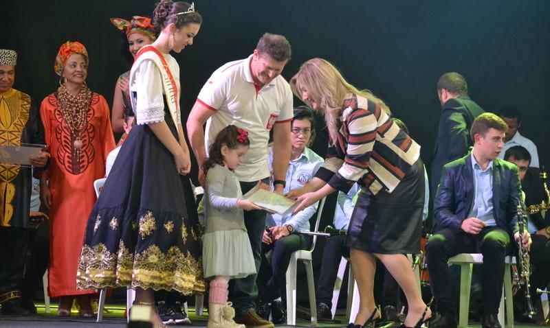 Unesc celebra a história de Criciúma e é destaque na 30ª Festa das Etnias