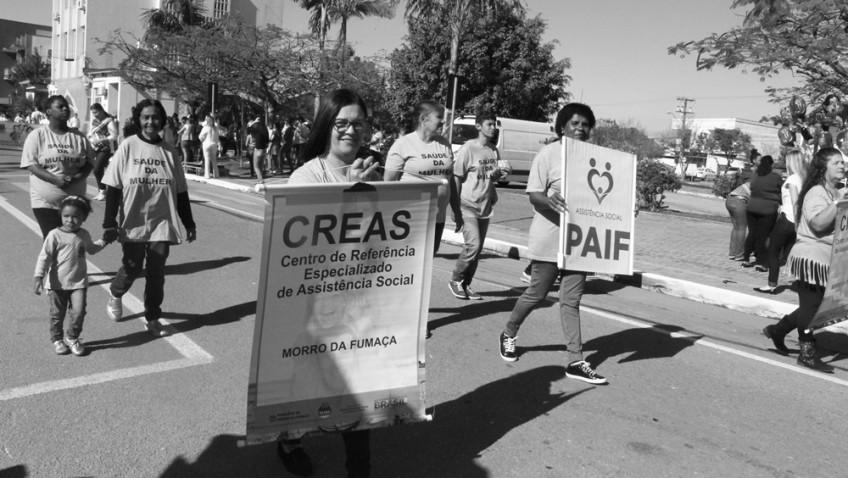 Fotos do desfile de 7 de setembro em Morro da Fumaça 2018.