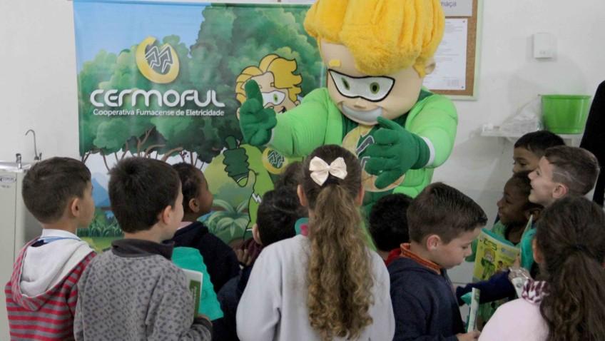 Conscientização ambiental ganha destaque em projeto nas escolas