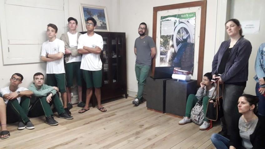 Museu do Imigrante recebe visitação durante programação da 12ª Primavera dos Museus