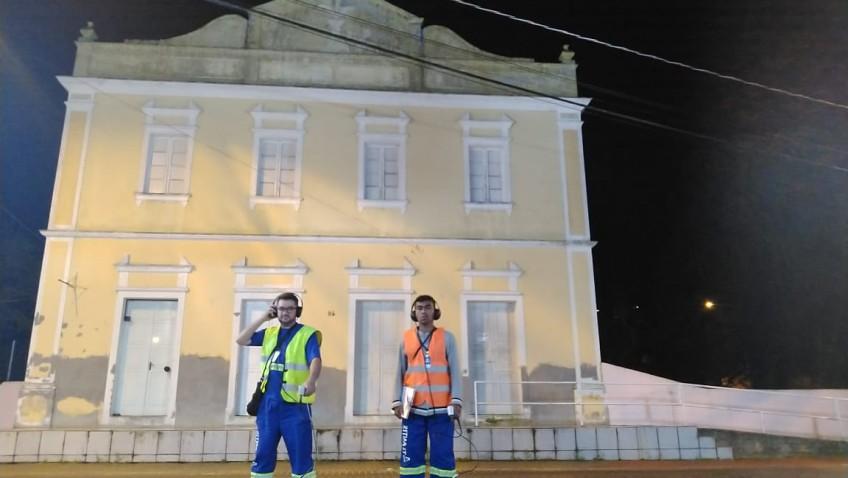 Pesquisa preventiva de vazamentos é realizada em Morro da Fumaça