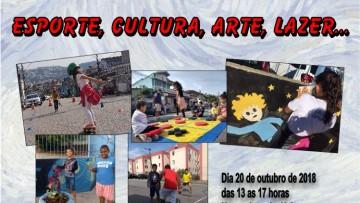 Ação gratuita no bairro Monte Cristo