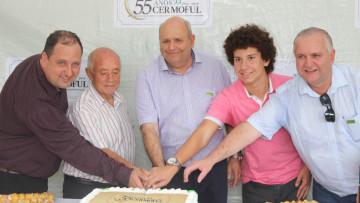 Cermoful comemora 55 anos com homenagem aos sócios-fundadores