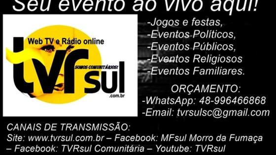 DESTAQUE SUA EMPRESA AQUI NA TVRsul – www.tvrsul.com.br, a sua TV!