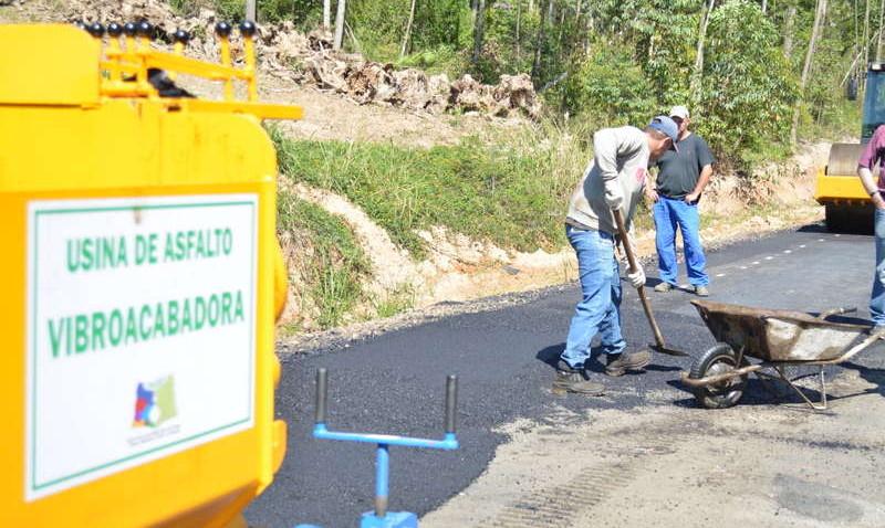 Cirsures inaugura usina de asfalto nesta quinta-feira