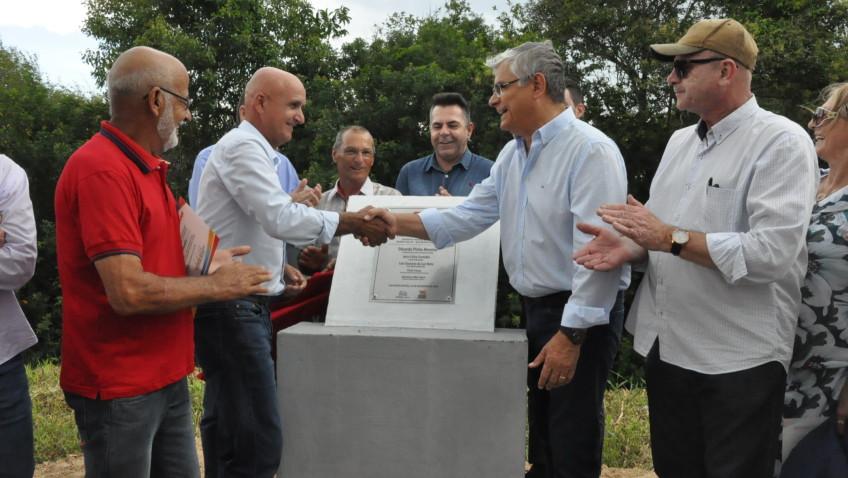 Inaugurado acesso à Barra Velha