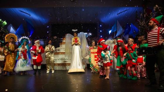 Noite de Luz Unesc: espetáculo de presente para a comunidade da região