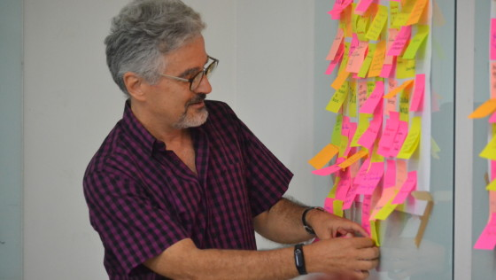 Empreendedorismo social é tema de capacitação para professores da Unesc