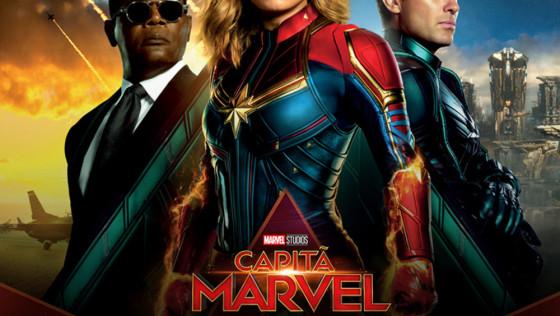 """Pré-estreia de """"Capitã Marvel"""""""