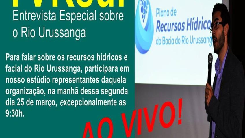 RECURSOS HÍDRICOS E FACIAL RIO URUSSANGA