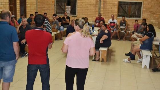 Chapa 03 rumo a eleição reúne boa participação de associados