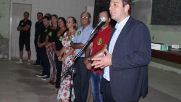 Com o salão tomado por apoiadores, Chapa 02 reúne importantes forças políticas do município e região