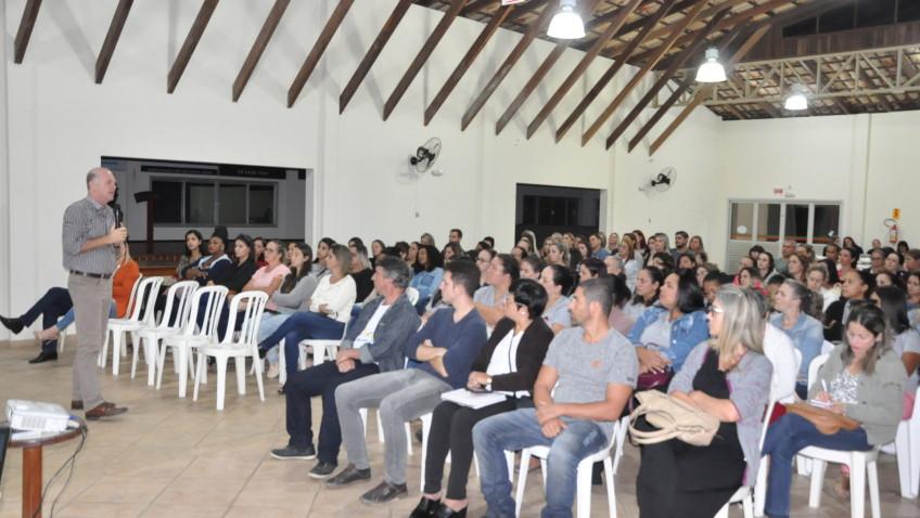 Profissionais da Rede Municipal de Educação de Balneário Rincão terão capacitação com profissionais da UNESC