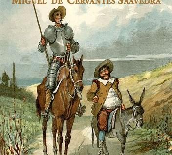 Livro- Dom Quixote de La Mancha