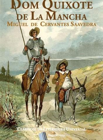 Livro- Dom Quixote de La Mancha (Segunda parte)