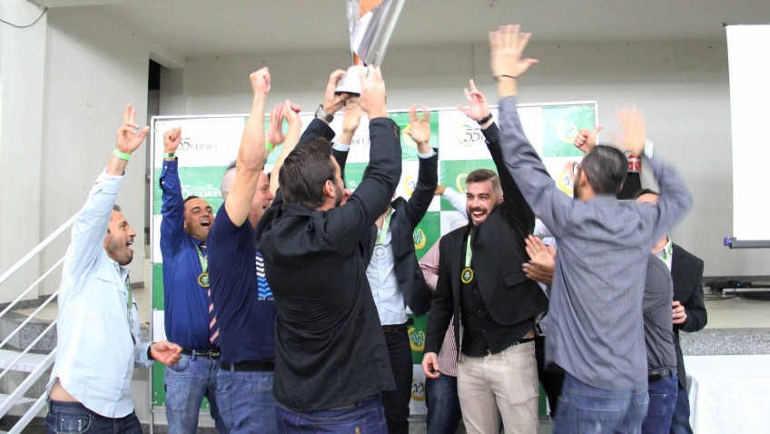 Copa Cermoful premia finalistas e destaques da competição