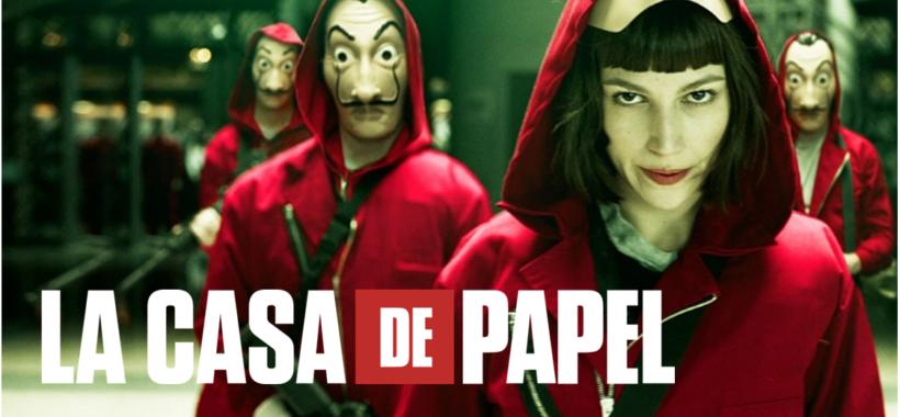 Série- La casa de papel