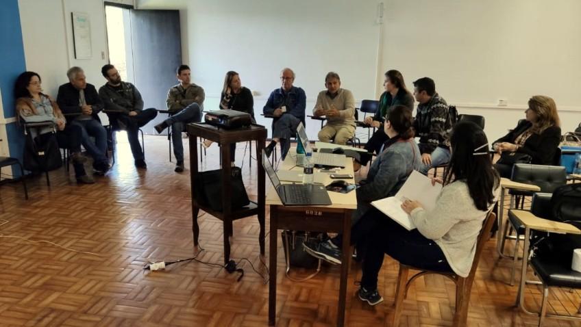 Comissão Consultiva discute planejamento estratégico para o Comitê Araranguá