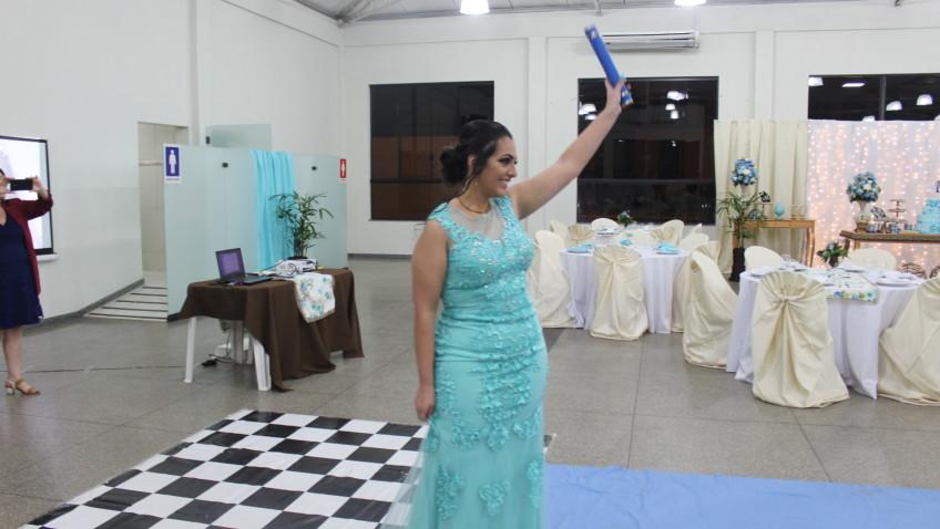 EVENTO DE FORMATURA DE AMANDA MADEIRA DE JESUS