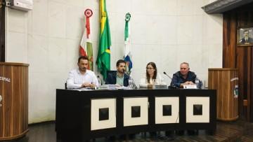 Sessão Ordinária desta terça-feira 03 de setembro na Câmara de vereadores de Morro da Fumaça